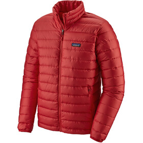 Patagonia Down Sweater Miehet, fire w/fire